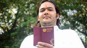 Portuguese Passport holder