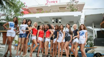 MISS GOA INTERNATIONAL 2016 AT TITO'S GOA