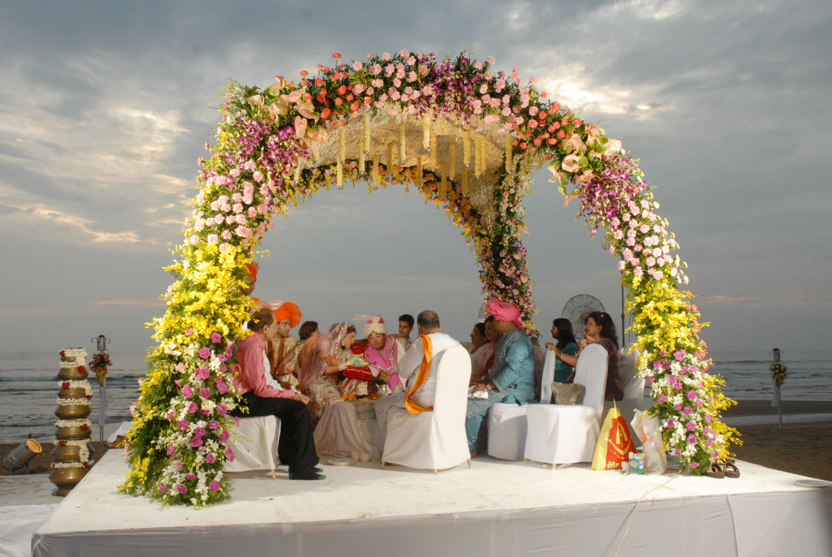 No more destination weddings near sand dunes in goa the for What to know about destination weddings