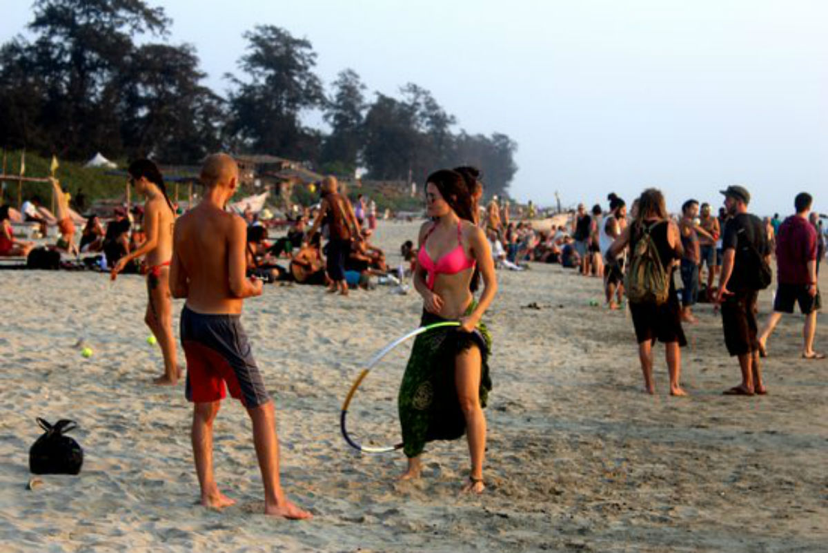 Top 5 Beaches in Goa Ideally Meant for the Foreigners | Incredible Goa