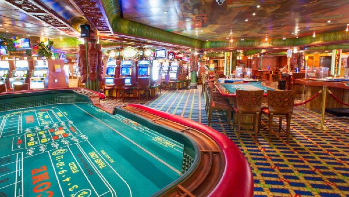 Closure of Casinos