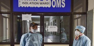 Coronavirus case in Goa Main