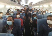 416 Seafarers Arrives in Goa