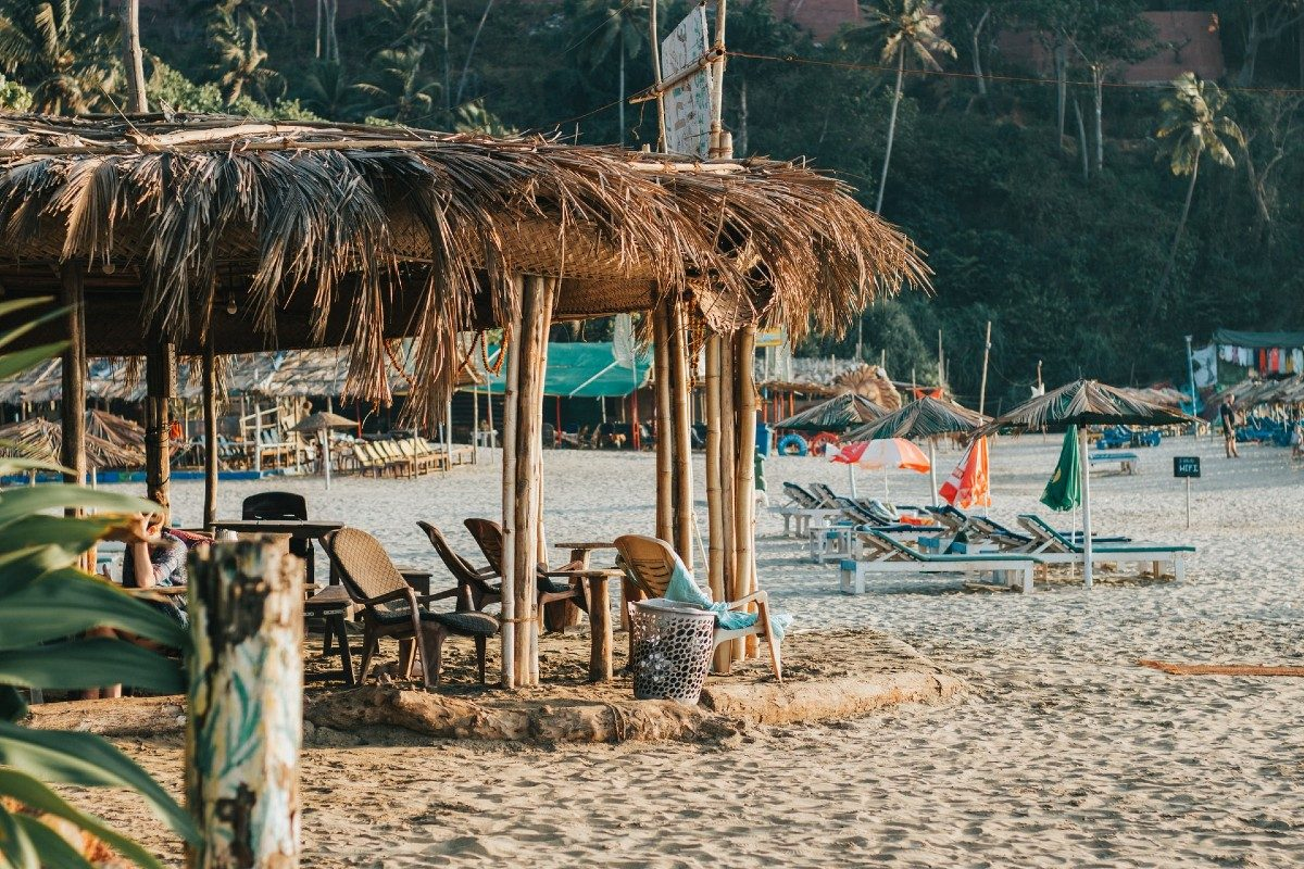 Beach Shacks in Goa