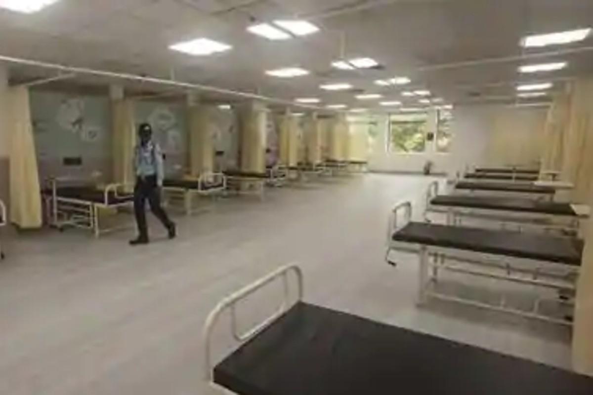 COVID care centre Goa