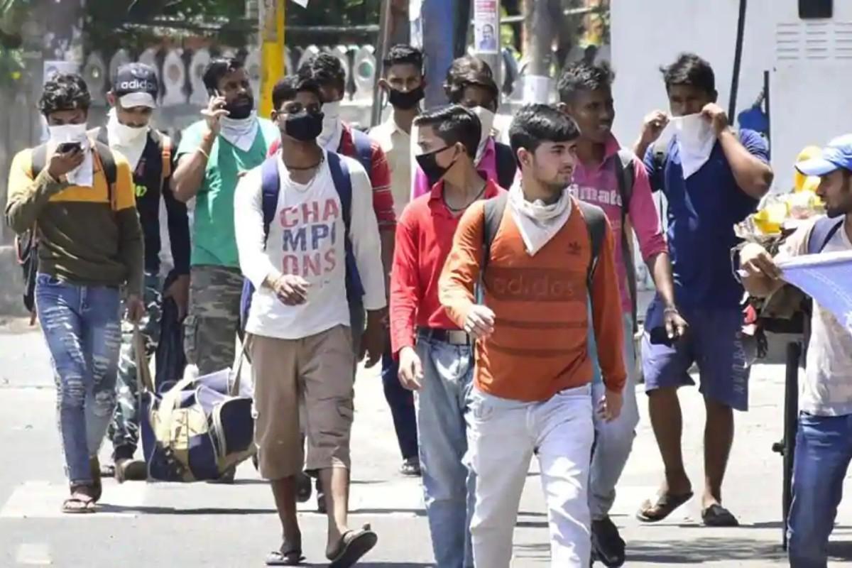 Migrant Returning Back to Goa