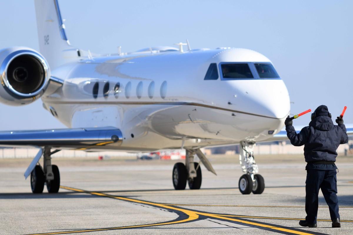 Gulfstream 200 Private Jet